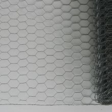 Galvanised Hexagon Wire Netting 25mm 0.9 x 10m