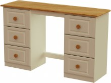 Annagh Ivory Double Dressing Table