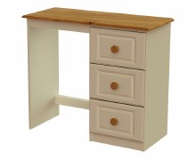 Annagh Ivory Single Dressing Table