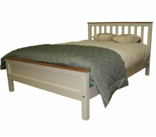 Annagh Ivory Bedframe 3ft