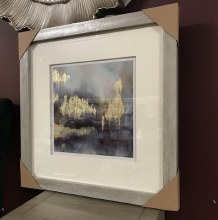 Aquarius 2 Framed Art