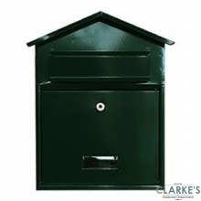 Arboria Post Box Green