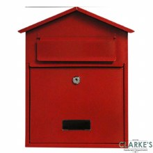 Arboria Post Box Red