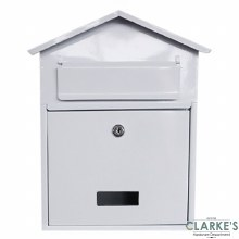 Arboria Post Box White
