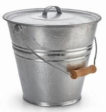 Ash Bucket With Lid