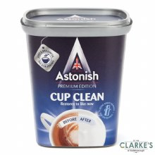Astonish Premium Edition Cup Clean 350g