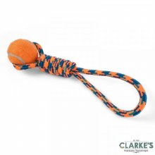 Ball & Ball Lobber Dog Toy