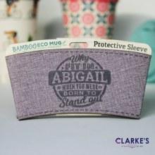 Mug Protective Sleeve Abigail