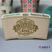 Mug Protective Sleeve ALEXANDRA