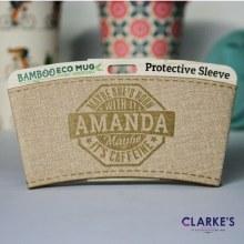 Mug Protective Sleeve AMANDA
