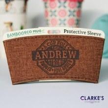 Mug Protective Sleeve ANDREW