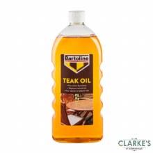 Bartoline Teak Oil 1 Litre