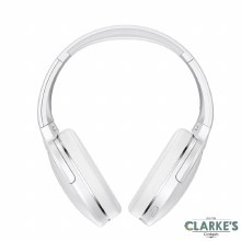Baseus Encok D02 Wireless Headphones Pearl White