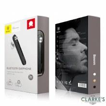 Baseus Bluetooth Earphone A01 Black/Silver