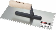 Benman Adhesive, Square Notched Trowel 08x08 mm Tooth