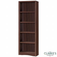 Bevel Large Bookcase