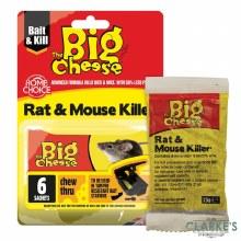 Big Cheese Ready to Use Baits 6 Sachets