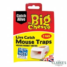 Big Cheese Live Catch Mouse Trap