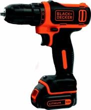 Black & Decker Battery Drill 10.8V