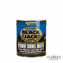 Black Jack 903 Bitumen Trowel Mastic 1 Litre