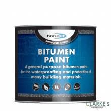 Bond It Bitumen Paint 1 Litre
