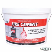 Bond It Buff Fire Cement 5 kg