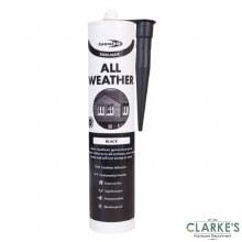 Bond It Rain-Mate All Weather Sealant Black 310ml