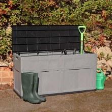 Large Garden Storage Chest Box