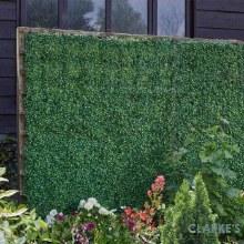 Boxwood Artificial Screening Panel 40 x 60 cm