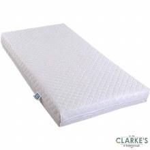 BR Baby Foam Cot Bed Mattress 46 x 22in
