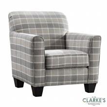 Braemar country style armchair