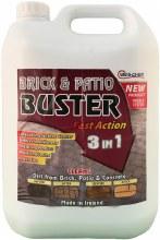 Brick & Patio Buster 5lt