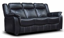 Brooklyn 1 Seater Recliner Black