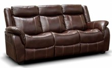 Brooklyn 1 Seater Recliner Brandy