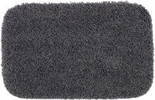 Buddy Bath Mat Charcoal 50x80cm