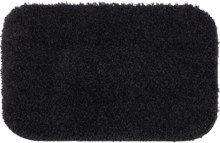 Buddy Bath Mat Black 50x80cm