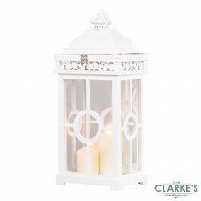Cambridge White Lantern Large 78cm