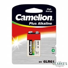 Camelion High Energy 9V Battery