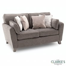 Cantrell 2 Seater Sofa Mushroom Grey