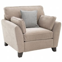 Cantrell 1 Seater Almond