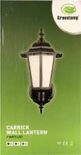 Carrick 7w LED Wall Lantern