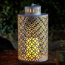 Casablanca Garden Battery Lantern
