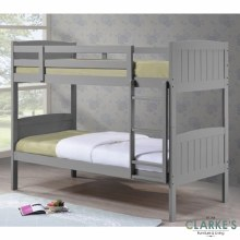 Cassie grey bunk bed