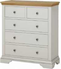 Chester 2 Over 3 Drawer Chest