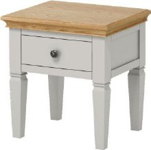 Chester Lamp Table with Drawer