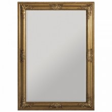 Churchil Mirror Gold 104cm