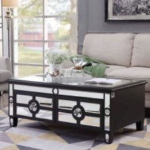 Henley Mirrored Coffee Table