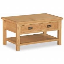 Salisbury Lite Coffee Table with Drawers