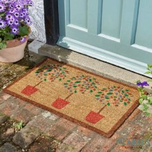 Bat Tree - Coir Door Mat