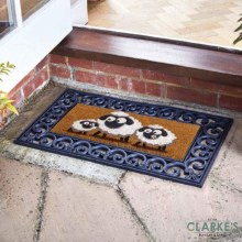 Dolly and Friends - Coir Door Mat (Frame not included)
